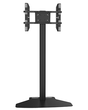 m display stand 180 flight case single w. floor base